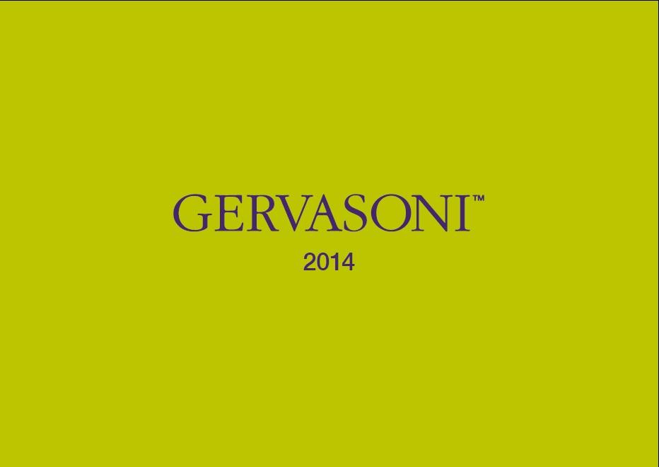 リーフレット「GERVASONI2014」完成
