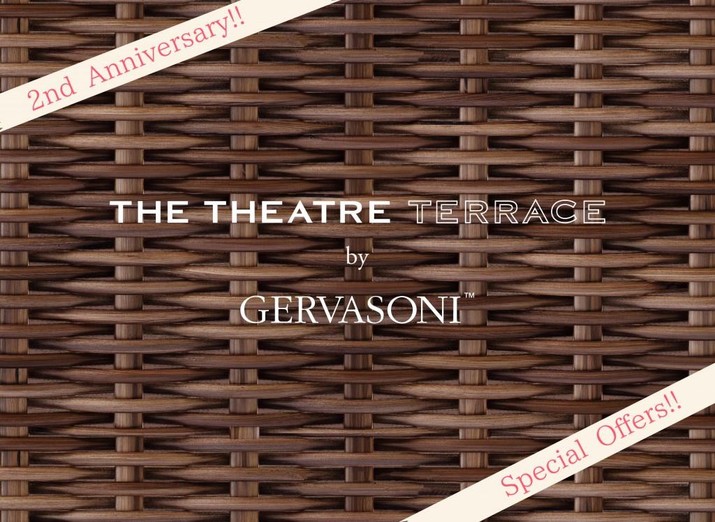 GERVASONI TOKYO 2nd Anniversary/プレゼント企画のご案内