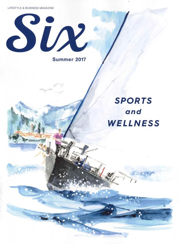 Six Summer2017掲載